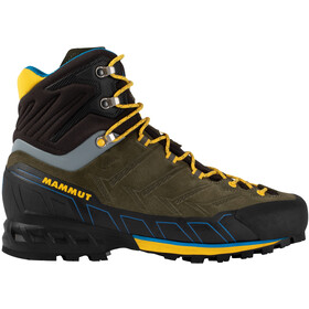 Mammut Kento Tour High GTX Shoes Men iguana/freesia